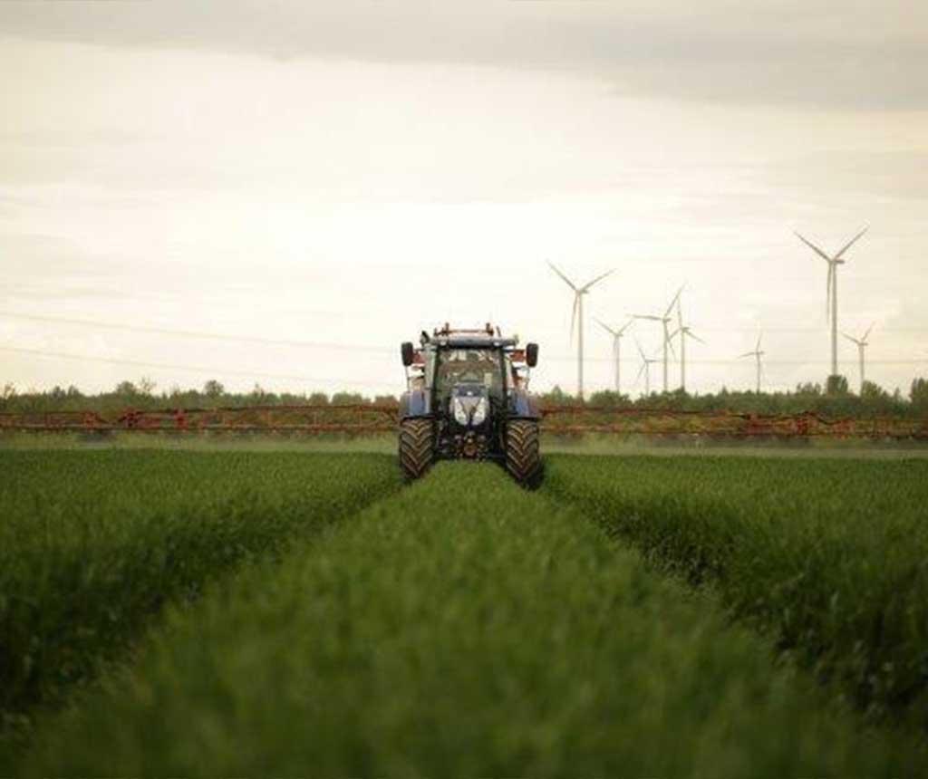 Bremer Agrar Lohnunternehmen – Pflanzenschutz