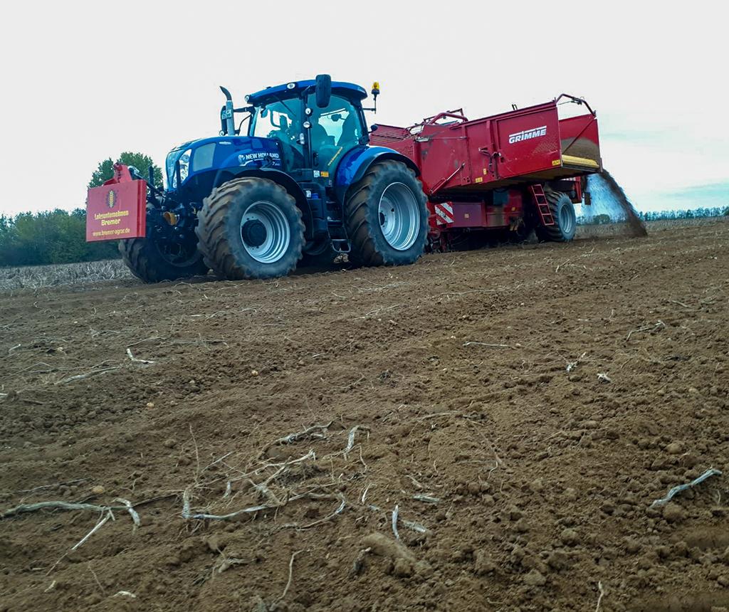 Bremer Agrar Lohnunternehmen – Roden