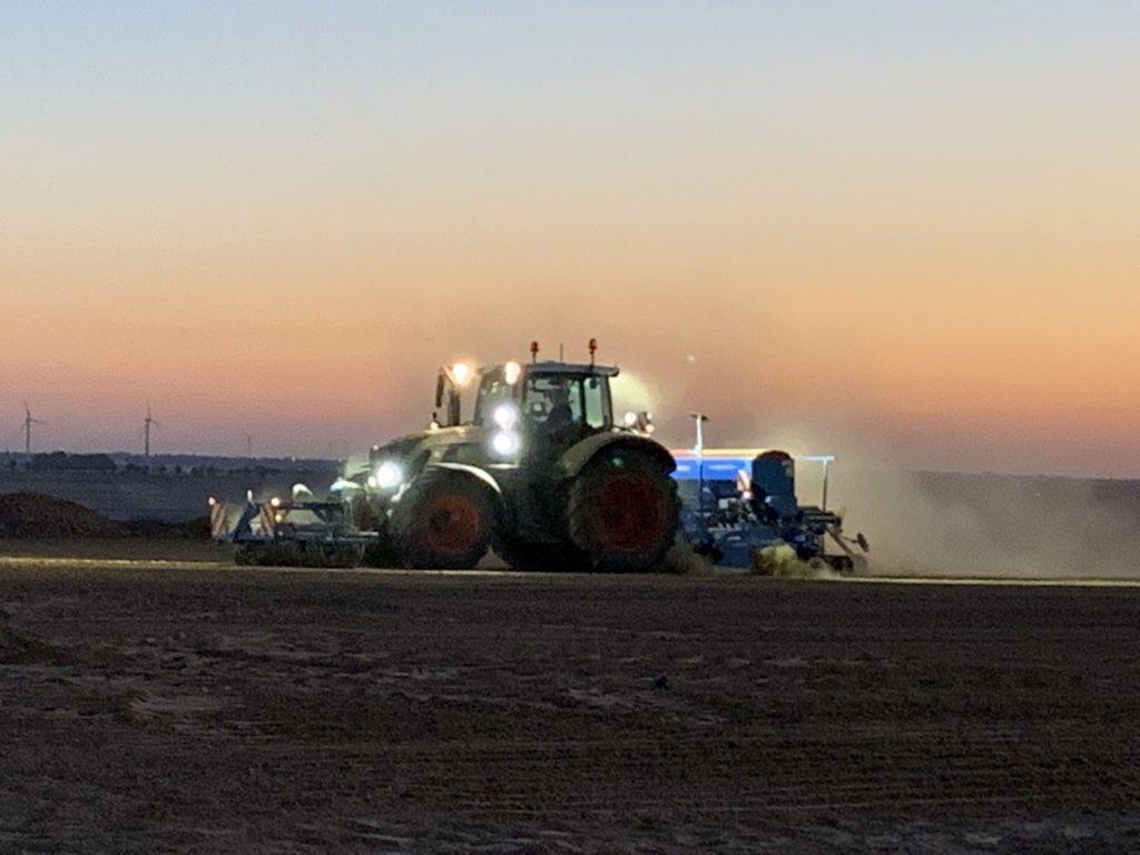 Bremer Agrar Lohnunternehmen – Dienstleistung