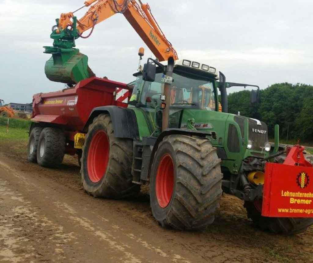 Bremer Agrar Lohnunternehmen Baustellengewerbe